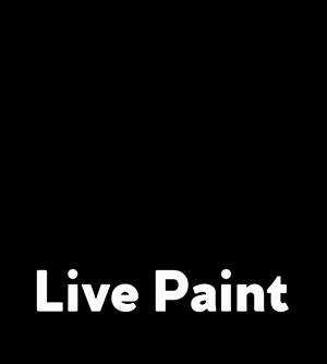 logo Live Paint